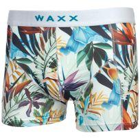 Waxx - Sous vêtement boxer Palawan boxer homme Blanc 38442