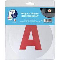 Adnauto - Disque -a- reflechissant jeune conducteur adhesif