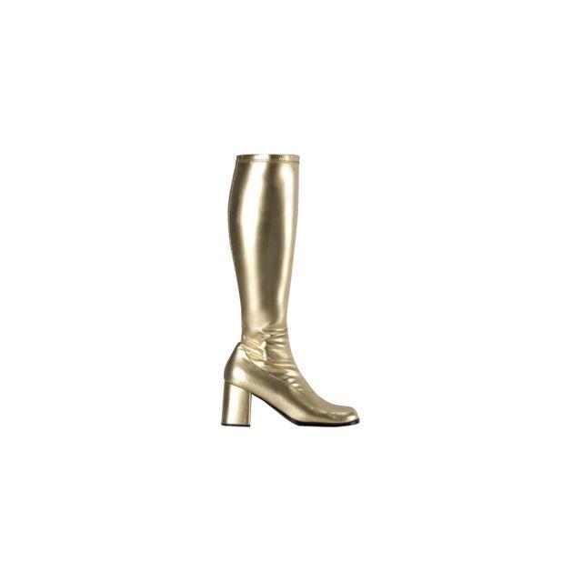 56cfc8d5dfa Bottes dorée de gogo - pas cher Achat   Vente Accessoires déguisements -  RueDuCommerce