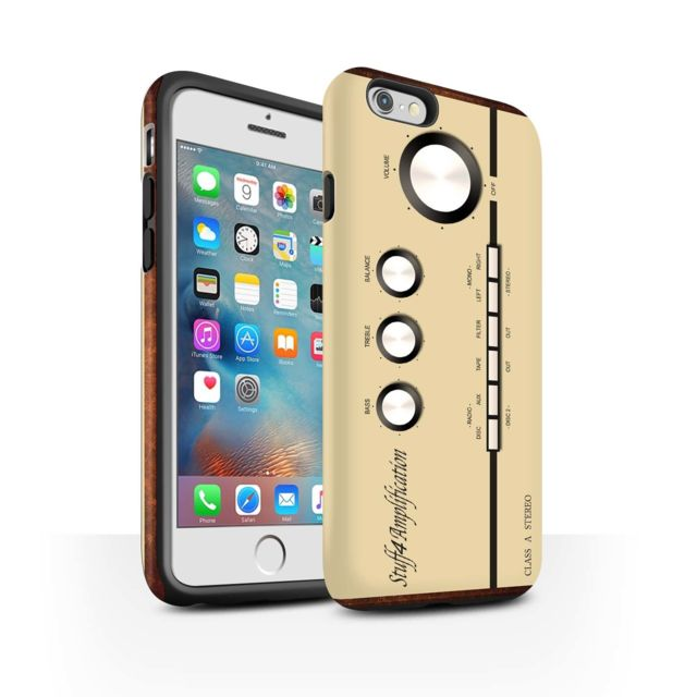 coque amplificateur iphone 6
