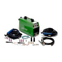 Varanmotors - Poste à souder et à découper 3 en 1 Tig, Mma et Plasma Varan Ct-312 Inverter + accessoires