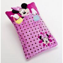 Toy Joy - Coussin en peluche très doux - Range pyjama - Collection Disney Minnie