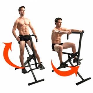 Fitness Vélo Rameur Abdo