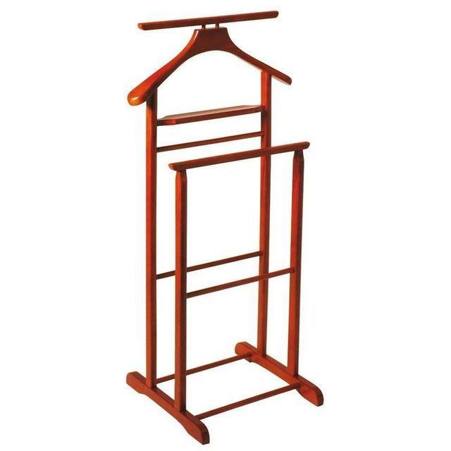 Haku Moebel - Valet de chambre double en bois rouge Funny - pas cher ...
