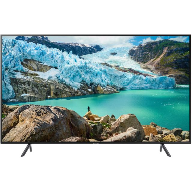 "Samsung TV LED 65"" 165 cm - UE65RU7172U Smart TV de 65"" (164 cm) de diagonale au design à bords fins."