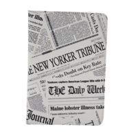 Akashi - Newspapers - Etui de protection iPad mini