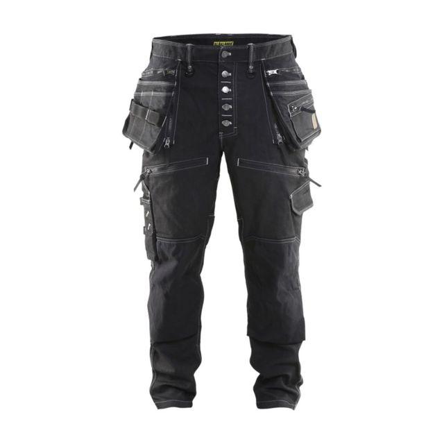 Blaklader Pantalon de travail artisan X1900 cordura denim stretch