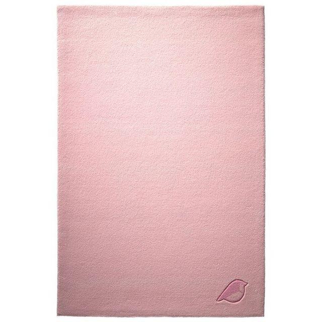 Captivant Belly Button   Tapis Oiseau Uni Bb Rose Rectangle Par Chambre Bebe Fille    Couleur   Rose, Taille   80 / 150 Cm Plusieurs Coloris Disponibles   Pas  Cher ...