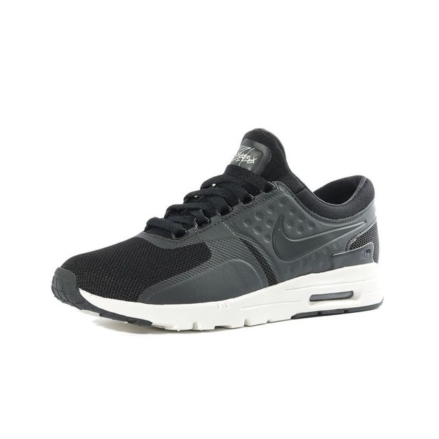 new products a2338 39a24 Nike - Air Max Zero Femme Chaussures Noir Noir 38