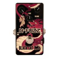 Blackcat - Black Cat fuzz - N-fuzz guitare