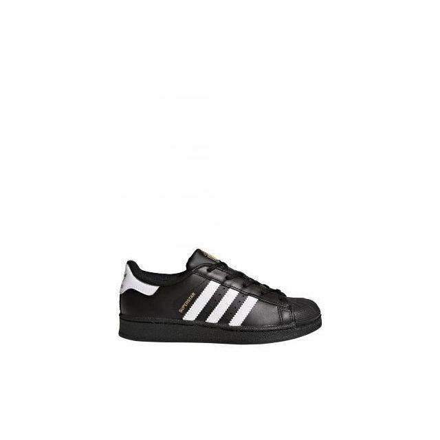 Adidas - Superstar C - Ba8379 - Age - Enfant, Couleur - Noir, Genre