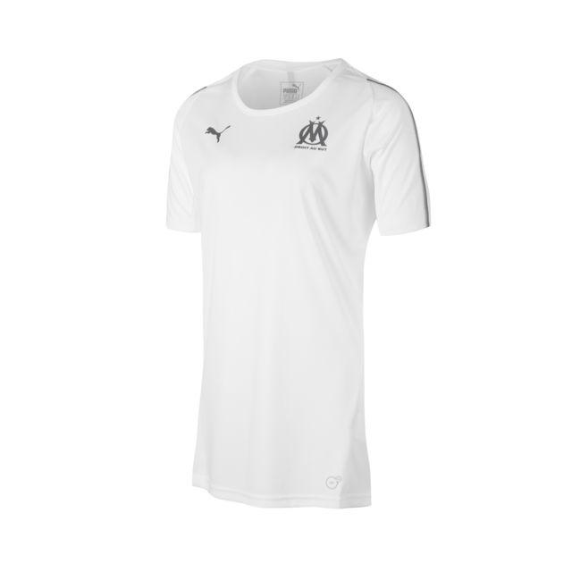 maillot entrainement Olympique de Marseille vente