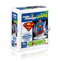 Mako Creations - Moulage en plâtre Mako Moulages : Géant Superman