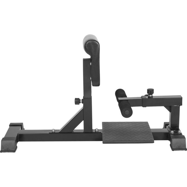 Gorilla Sports - Sissy squat machine - appareil abdominal et dos