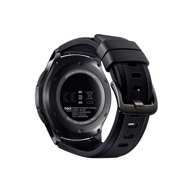 Samsung - Gear S3 Frontier - R760 - Noir
