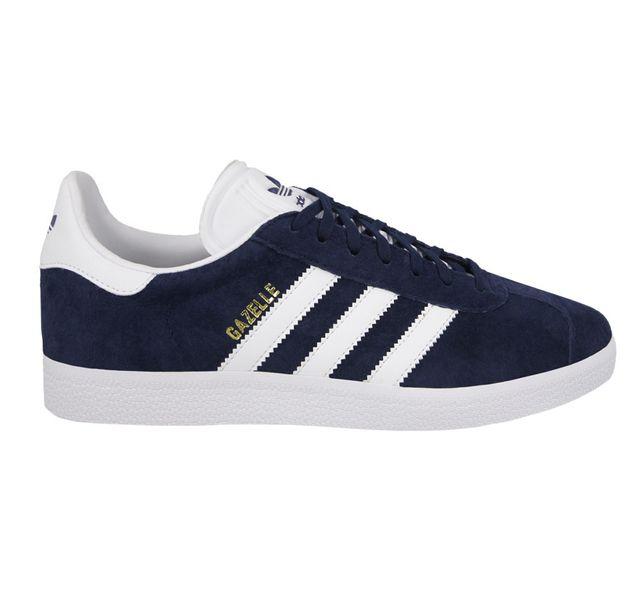 the best attitude ee230 14582 Adidas original - Basket adidas Adidas gazelle Bleu Bb5478-40