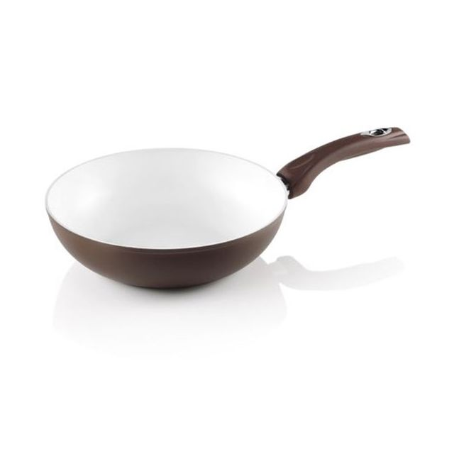 BIALETTI wok céramique 28cm - y0cwsp0280