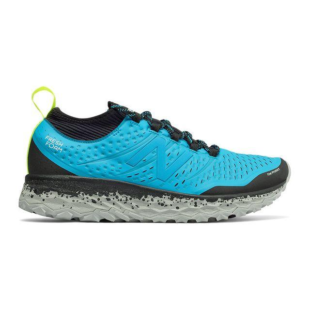 chaussures new balance nitrel v3 noir bleu vert