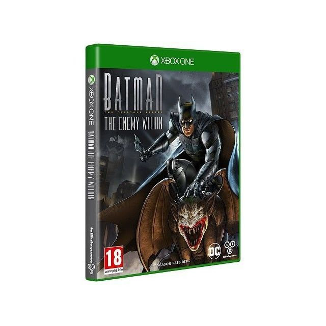 WARNER Batman A Telltale Series 2 L Ennemi Interieur Jeu en Francais