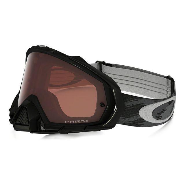 Oakley - Masque Mayhem Pro Prizm Mx Troy Lee Designs Edition noir avec  lentille Bronze - pas cher Achat   Vente Lunettes - RueDuCommerce 33526a330117