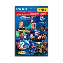 Panini Editions - Pack de démarrage Panini Handball 2017