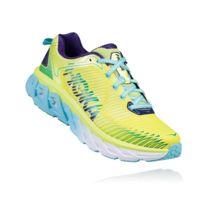 Hoka One One - Arahi Jaune Et Bleue Chaussures de running