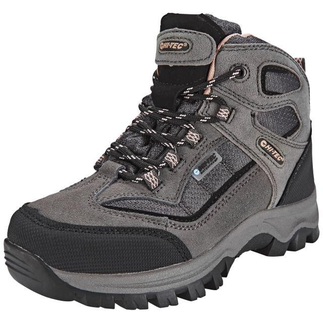 Hitec - Hi-Tec Hillside Wp - Chaussures - bleu/noir 33