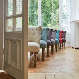 alin a chanteloup fauteuil cosy style crapaud gris us pas cher achat vente fauteuils. Black Bedroom Furniture Sets. Home Design Ideas
