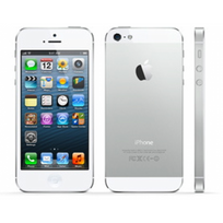 APPLE - iPhone 5 - 16 Go - Silver - Reconditionné