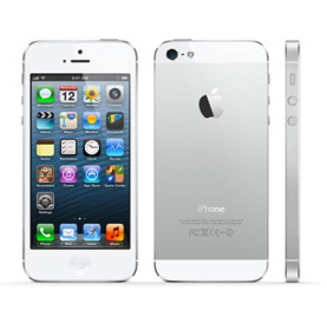 iPhone 5 - 16 Go - Silver - Reconditionné