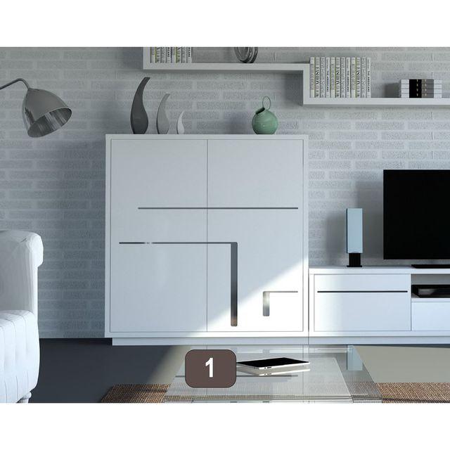 Cubisl Meuble Rangement Mob - 1003101DREA