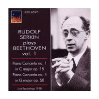Istituto Discografico Italiano - Concertos pour piano nos 1 & 4 Lives 1958