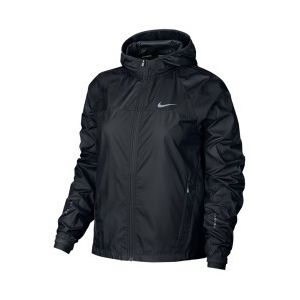 nike veste shield racer noir femme pas cher achat vente coupe vent vestes rueducommerce. Black Bedroom Furniture Sets. Home Design Ideas