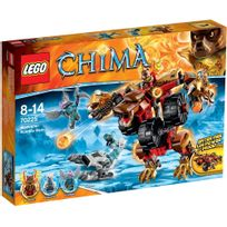 Lego - Legends of CHIMA - Playthèmes - L'Ours de Bladvic - 70225