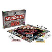 MONOPOLY - the Walking Dead - 0952