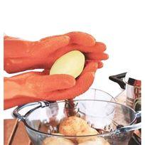 Totalcadeau - Gants épluche patates facile pomme de terre