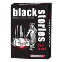 Kikigagne? - Jeux de société - Black Stories : C'est La Vie