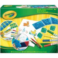 Crayola - Jeux de timbres