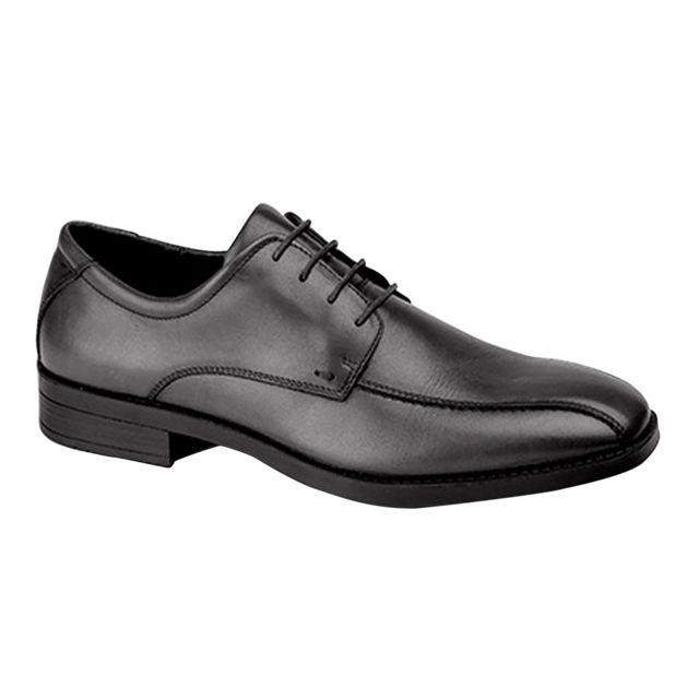 Imac Chaussures de ville - Homme 44 Eur, Noir Utdf1070