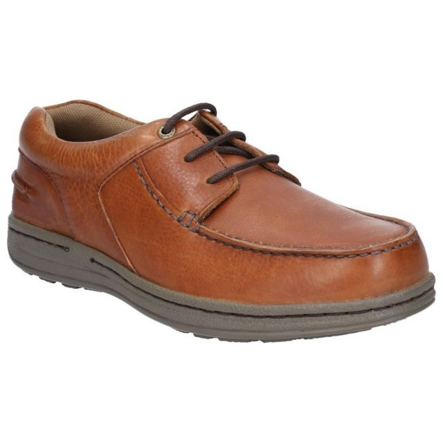 Hush Puppies Chaussures Winston Victory - Homme 44.5 Fr, Marron Utfs6099