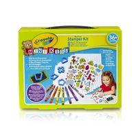 Crayola - Mini Kids Mon 1er Kit De Tampons