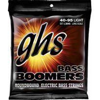 Ghs - 3045L - Jeu de cordes Light guitare basse E95-A75-D55-G40