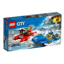 Lego - 60176 City - L'arrestation en hors-bord