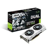 ASUS - GeForce DUAL GTX 1060 3GB non OC
