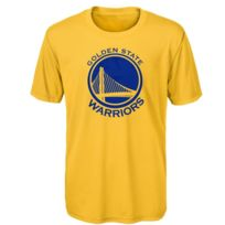 91c261d9c6e60 Nba - T-shirt Golden State Warriors Defensive dry tek pour enfant Jaune  Taille -