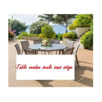 Table de jardin octogonale - catalogue 2019/2020 ...