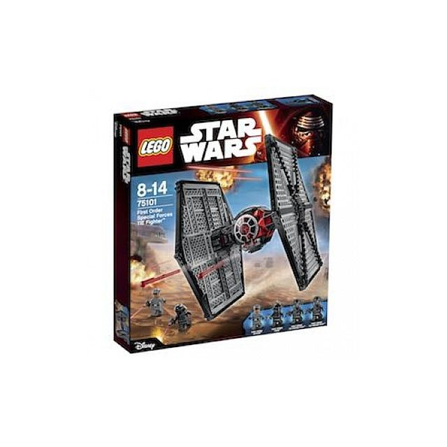Lego - 75101 First Order Special Forces Tie fighter, r, Star Wars 0915