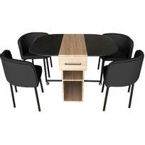 ensemble table et chaises de cuisine - achat ensemble table et