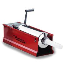 REBER - ensacheuse acier verni horizontal 5kg rouge - 8950n