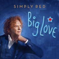 Wea - Simply Red - Big love Boitier cristal